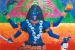 "006 ""Kali"", 2001, 200 x 145 cm, Acrylic on canvas"