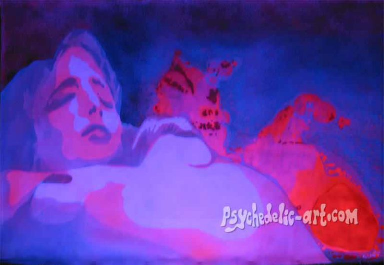 "026 ""Meltdown"", 2002, 144 x 90cm, Acrylic on canvas"